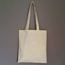 petit sac en coton écru 150 g 35x32 cm