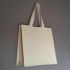 sac en toile coton 40x36x18 cm