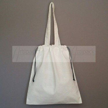 sac tote bag et pochon en coton à personnaliser