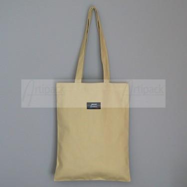 sac personnalisé en toile coton teintée