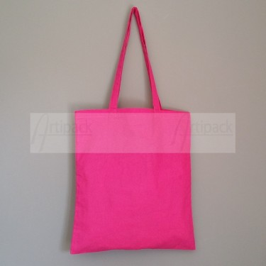 tote bag personnalisable rose indien